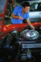 oil quality is critical to high performance engines